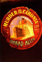 Murder on the Caronia (George Porter Dillman & Genevieve Masefield, #4)