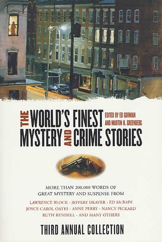 The World's Finest Mystery and Crime Stories: 3: Third Annual Collection