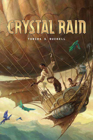 Crystal Rain (Xenowealth, #1)