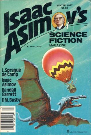 Isaac Asimov's Science Fiction Magazine, Winter 1977 (Asimov's Science Fiction, #4)