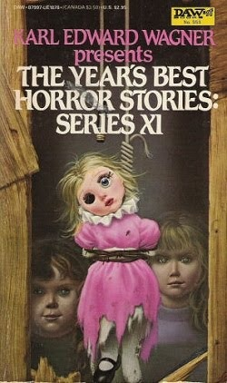 The Year's Best Horror Stories: Series XI