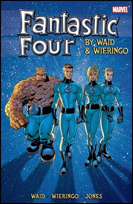 Fantastic Four by Waid & Wieringo: Ultimate Collection, Book 2
