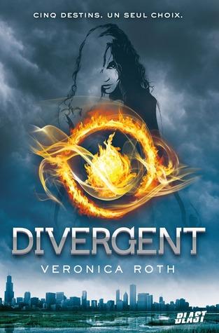 Divergent (Divergente, #1)