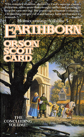 Earthborn (Homecoming, #5)