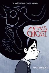 Anya's Ghost Pdf Book