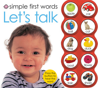 Simple First Words: Let's Talk