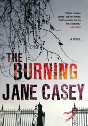 The Burning (Maeve Kerrigan, #1) Pdf Book