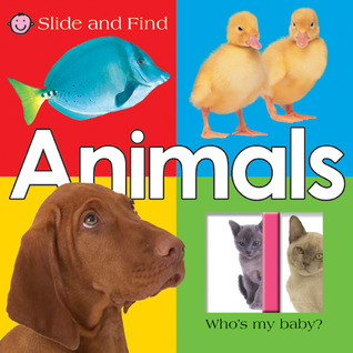 Slide and Find - Animals