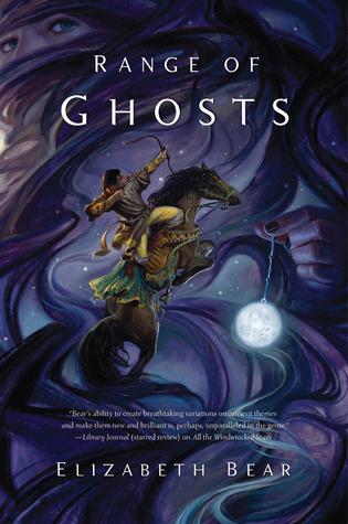 Image result for elizabeth bear books range of ghosts