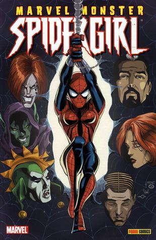 Spidergirl Marvel Monster #1