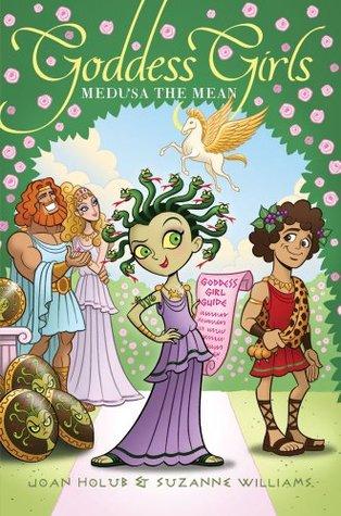 Medusa the Mean (Goddess Girls, #8)