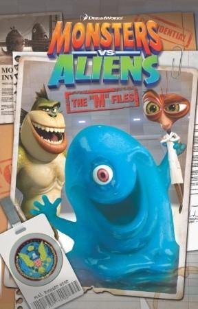 Monsters Vs. Aliens: The M Files
