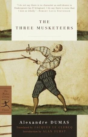 The Three Musketeers (The D'Artagnan Romances, #1)