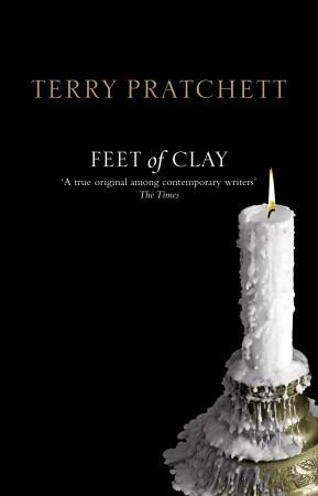 Feet of Clay (Discworld, #19; City Watch, #3)