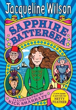 Sapphire Battersea (Hetty Feather, #2)