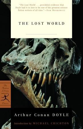 The Lost World (Professor Challenger, #1)