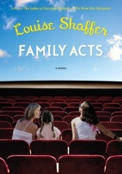 Family Acts Book by Louise Shaffer