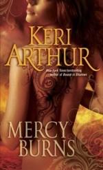 Book Review: Keri Arthur's Mercy Burns