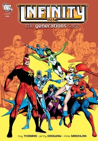 Infinity Inc.: The Generations Saga, Vol. 1