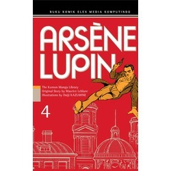 Arsene Lupin Vol. 4