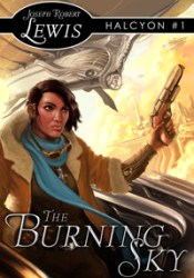 The Burning Sky (Halcyon #1) Pdf Book