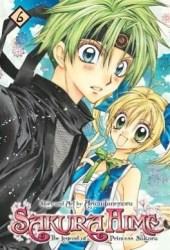 Sakura Hime: The Legend of Princess Sakura, Vol. 6