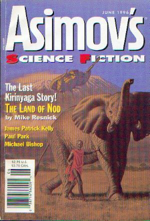 Asimov's Science Fiction, June 1996 (Asimov's Science Fiction, #246)