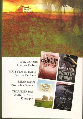 Reader's Digest Select Editions: The Woods/Written in Bone/Dear John/Thunder Bay