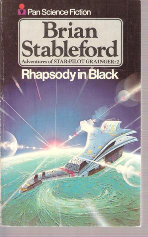 Rhapsody in Black (Hooded Swan, #2)