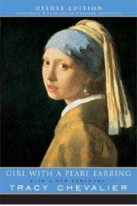 Girl with a Pearl Earring by Tracy Chevalier  Reviews ...