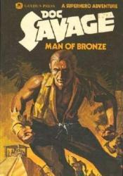 The Man of Bronze (Doc Savage, #1) Pdf Book