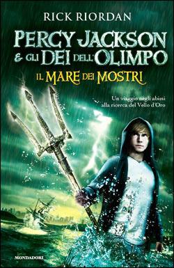 Il mare dei mostri (Percy Jackson e gli Dei dell'Olimpo, #2)