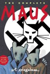 The Complete Maus (Maus, #1-2) Book