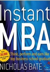 Instant MBA Pdf Book