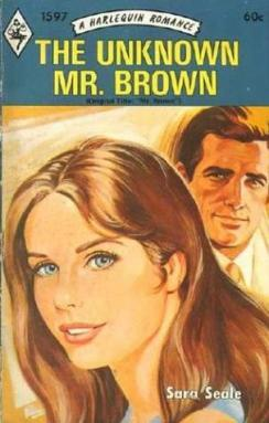 The Unknown Mr Brown by Sara Seale