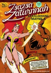 Zsazsa Zaturnnah sa Kalakhang Maynila (Part One) (Zsazsa Zaturnnah sa Kalakhang Maynila, #1) Pdf Book