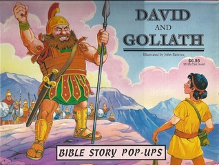 David and Goliath: A Bible Story Pop-up