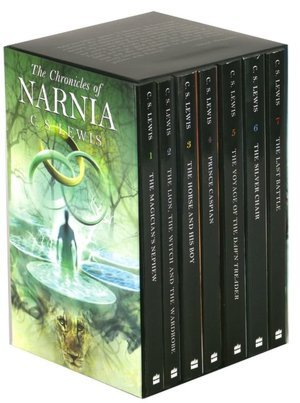 The Chronicles Of Narnia : The Magician's Nephew, The Lion The Witch and The Wardrobe, The Horse and His Boy, Prince Caspian, The Voyage of The Dawn Treader, The Silver Chair, The Last Battle (The Chronicles of Narnia, #1-7)