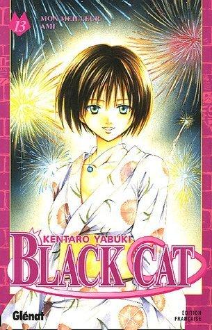 Black Cat, Tome 13 : Mon meilleur ami