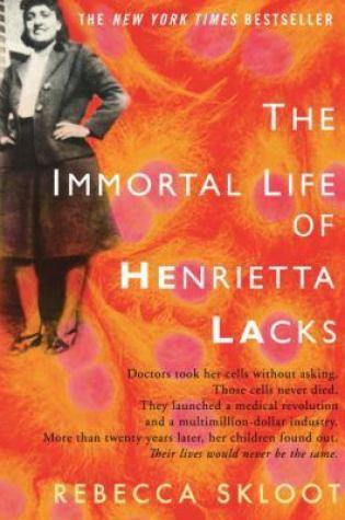 The Immortal Life of Henrietta Lacks Book Pdf ePub