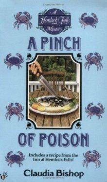 A Pinch of Poison (Hemlock Falls Mysteries, #3)
