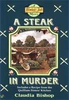 A Steak in Murder (Hemlock Falls Mysteries, #7)