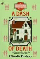 A Dash of Death (Hemlock Falls Mysteries, #2)