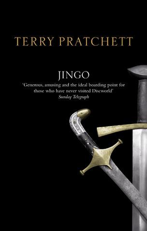 Jingo (Discworld, #21; City Watch, #4)