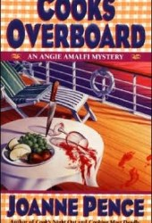 Cooks Overboard (Angie Amalfi, #6)