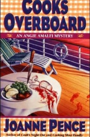 Cooks Overboard (Angie Amalfi, #6) Book Pdf ePub