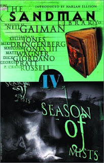 Season of Mists (The Sandman, #4)