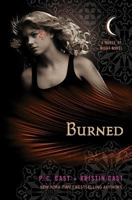 Burned (House of Night, #7)