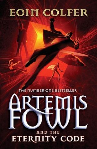 The Eternity Code (Artemis Fowl, #3)