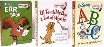 Dr. Seuss's ABC an Amazing Alphabet Book / I'll Teach My Dog a Lot of Words / The Ear Book